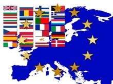europe-drapeaux