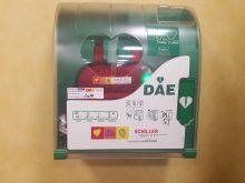 défibrillateur DAE