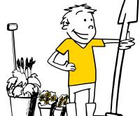 paysagiste jardinier