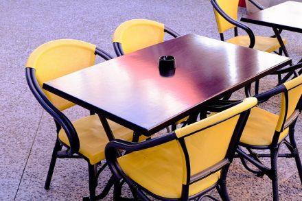 aide région IdF terrasses bars et restaurants
